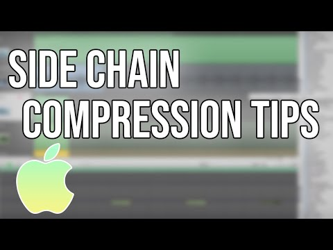 Side chain compression tips in Logic Pro 9 | Sound Engineering Courses