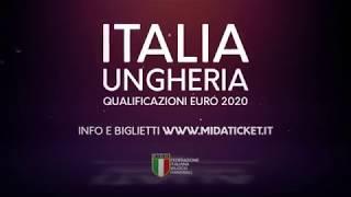 [PROMO] Italia-Ungheria il 27 ottobre a Padova