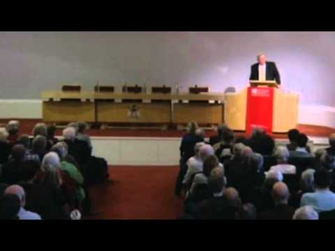 Royal Society Lecture:  Leakey on climate change and extinction