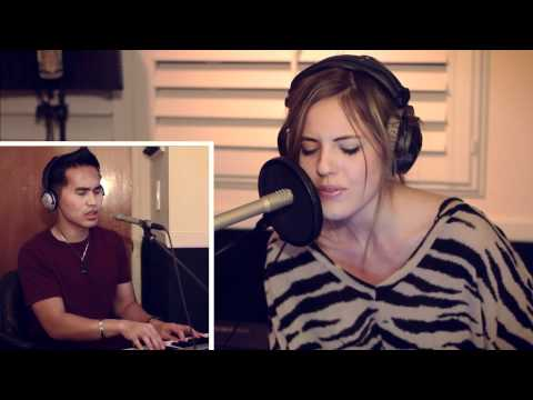 Maroon 5 - Payphone Ft. Wiz Khalifa - Live And Unedited (cover By Bri Heart Ft. Jervy Hou) video