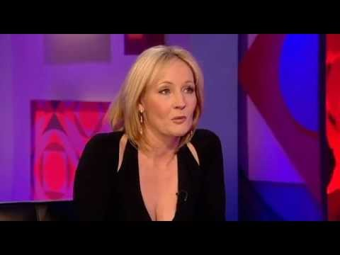 J.K. Rowling - Friday Night with Jonathan Ross (HQ)