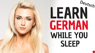Learn German While You Sleep 😴 Daily Life In German 💤 German Conversation (8 Hours)
