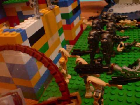 Lego Star Wars Nexu. lego star wars 501st legion: