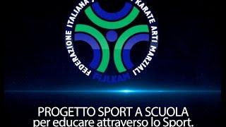 KARATE - Progetto Sport a Scuola FIJLKAM: Educare attraverso lo sport