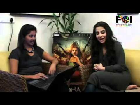 Vidya Balan's Exclusive Interview