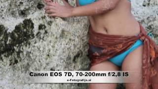 Canon EOS 7D HD video test