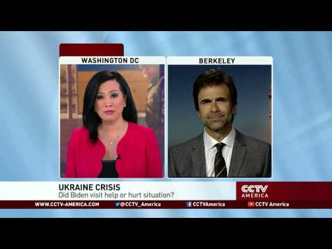 Did Biden Visit Help Ease Tension in Ukraine?