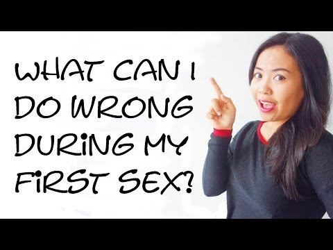 Kesalahan Di Malam Pertama :: What Can I Do Wrong During My First Sex? Indonesian Education Channel video