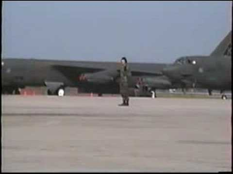 B-52G Training Mission - Part 1