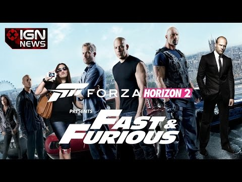 Forza Fast & Furious Game Announced - IGN News