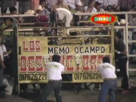El Jorobadito de Rancho Los Destructores de Memo Ocampo