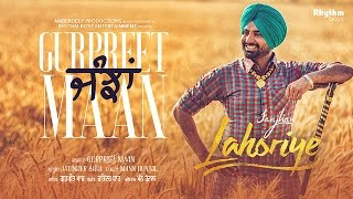 Janjhan ft. Gurpreet Maan (Full Video) | Lahoriye | Amrinder Gill | Running In Cinemas Now Worldwide