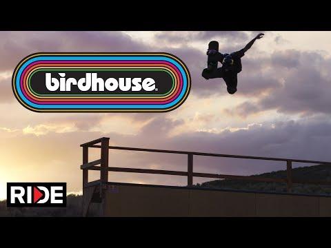 Birdhouse Saturdays Extras! Utah Vert w/ Tony Hawk, Lizzie Armanto, Elliot Sloan, Kevin Staab..