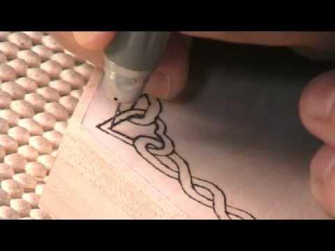 The Celtic Knot Box