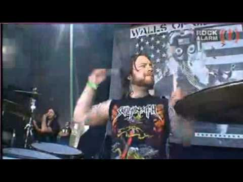 WALLS OF JERICHO - II The Prey (Wacken 2009 live)