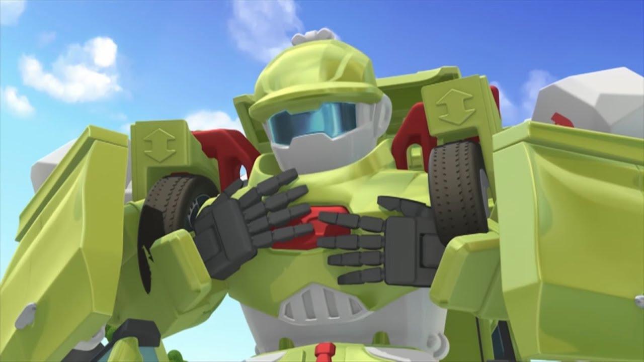 Тоботы новые серии - 22 Серия 3 сезон - мультики про роботов трансформеров [HD]