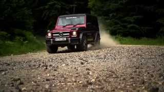 Mercedes-Benz G Wagon Off Road to Goodwood