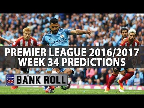 Premier League Week 34 Betting Predictions & Tips | The Bankroll