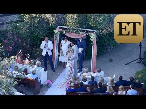 EXCLUSIVE PHOTOS AND DETAILS: Jennie Garth Gets Married! Star Ties the Knot with David Abrams