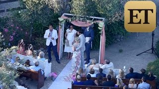 EXCLUSIVE POS AND DES: Jennie Garth Gets Married! Star Ties the Knot with David Ams