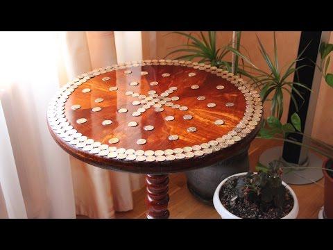 Как сделать мега крутой стол для дома?