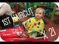 FIRST HAIRCUTS FOR BOTH KIDS! | bitsandclips