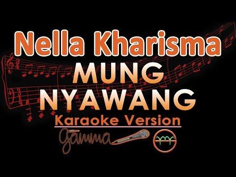 Nella Kharisma - Mung Nyawang KOPLO (Karaoke Lirik Tanpa Vokal)