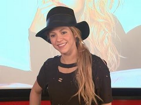 How Shakira Met Her Baby Daddy