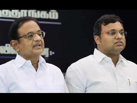 BJP mocks P Chidambaram, son Karthi Chidambaram hits back