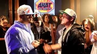 AHAT UTAH Battle Series 1 recap w/ celebrity guest Baby Bash