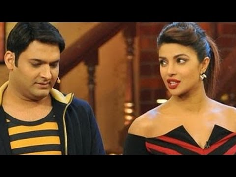 Kapil Sharma Loses His Cool Over Priyanka Chopra