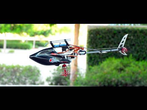 Art-Tech 6 CH Genius 250 3D Electric RC Helicopter