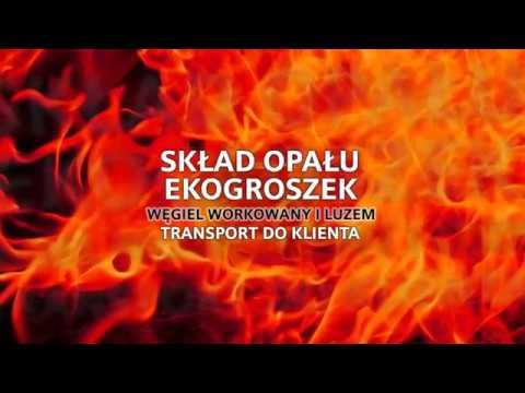 Ekogroszek, Węgiel, Transport Opału, Wrocław, Skład Opału Ekogroszek