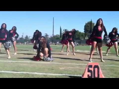 Arleta High School Dance Team Arleta jv Dance Team Hey Song