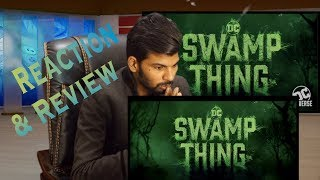 Swamp Thing Trailer Reaction | Swamp Thing Teaser Reaction | Review | ames Wan DC Series