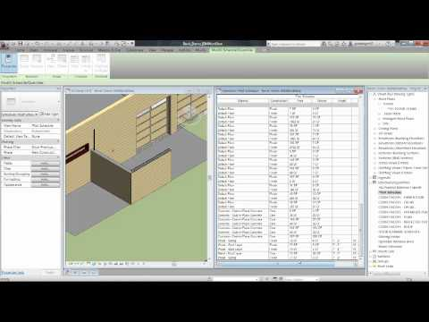 New in Revit 2012: Construction Modeling & Assemblies - Link
