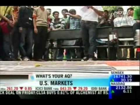 Mahindra Auto Quotient coverage on NDTV Profit