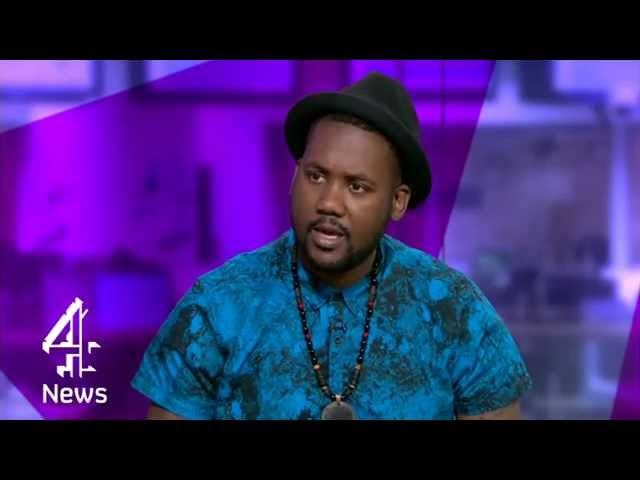 #Ferguson: Tef Poe on Obama, hip-hop and institutional racism   Channel 4 News