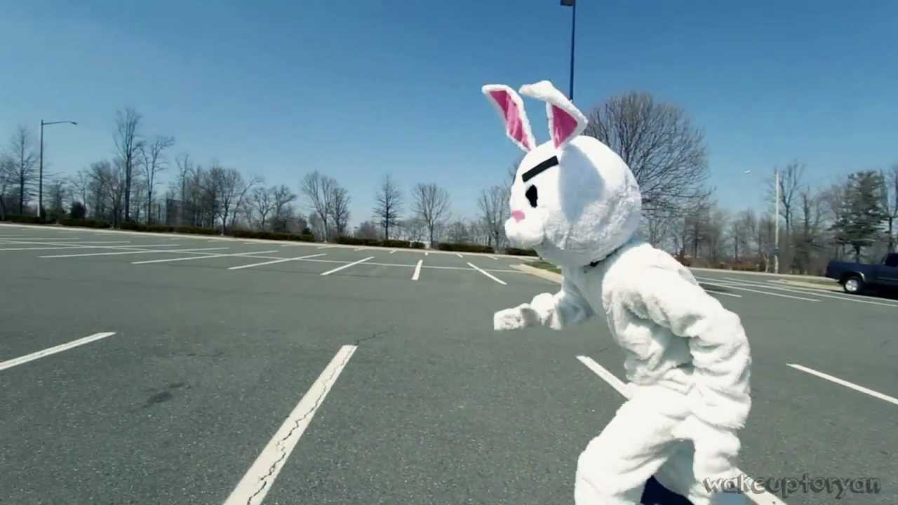 Bunny Carrot Song Evil Easter Bunny vs Carrot