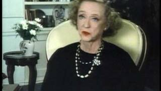 "BETTE DAVIS ""A BASICALLY BENEVOLENT VOLCANO"" BBC 1983 (6/8)"