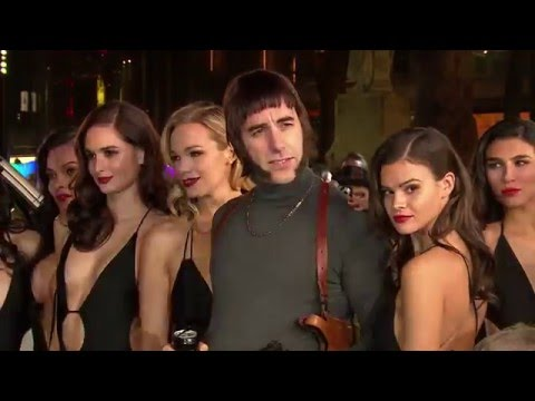Grimsby World Premiere Red Carpet - Sacha Baron Cohen, Mark Strong, Isla Fisher, Gabourey Sidibe