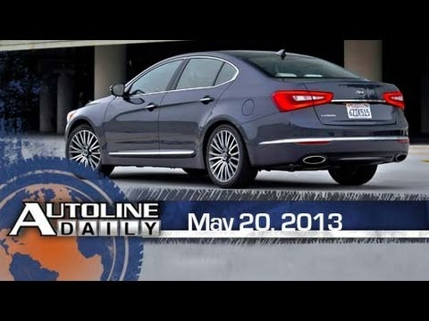 First Look: 2014 Kia Cadenza - Episode 1137