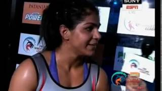 Pro Wrestling League 2017: Sakshi Malik's Interview Fifth Day of Season 2