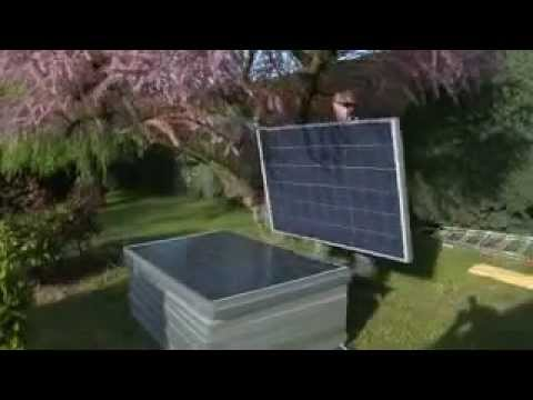 Installation Panneaux solaires photovoltaques []