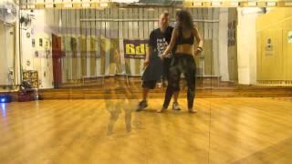Ragga belly - Olek & Kasia - Vybz Kartel - Mi Baby