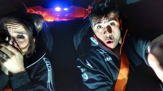 COP CHASE PRANK ON WIFE! (BEST REACTION EVER)