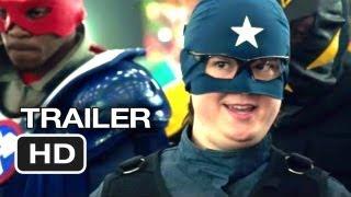 Kick-Ass 2 Official Theatrical Trailer (2013) - Chloe Moretz, Aaron Taylor-Johnson Movie HD