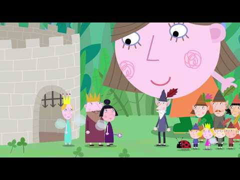 Ben and Holly's Little Kingdom   Giants in the Meadow   Full Episode