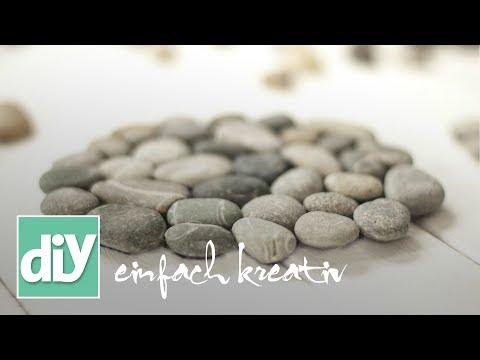 Ideen Mit Kieselsteinen | DIY Einfach Kreativ