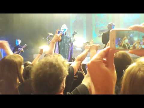 Ghost: From the Pinnacle to the Pit - Ancienne Belgique Bruxelles 10/04/2017 #1